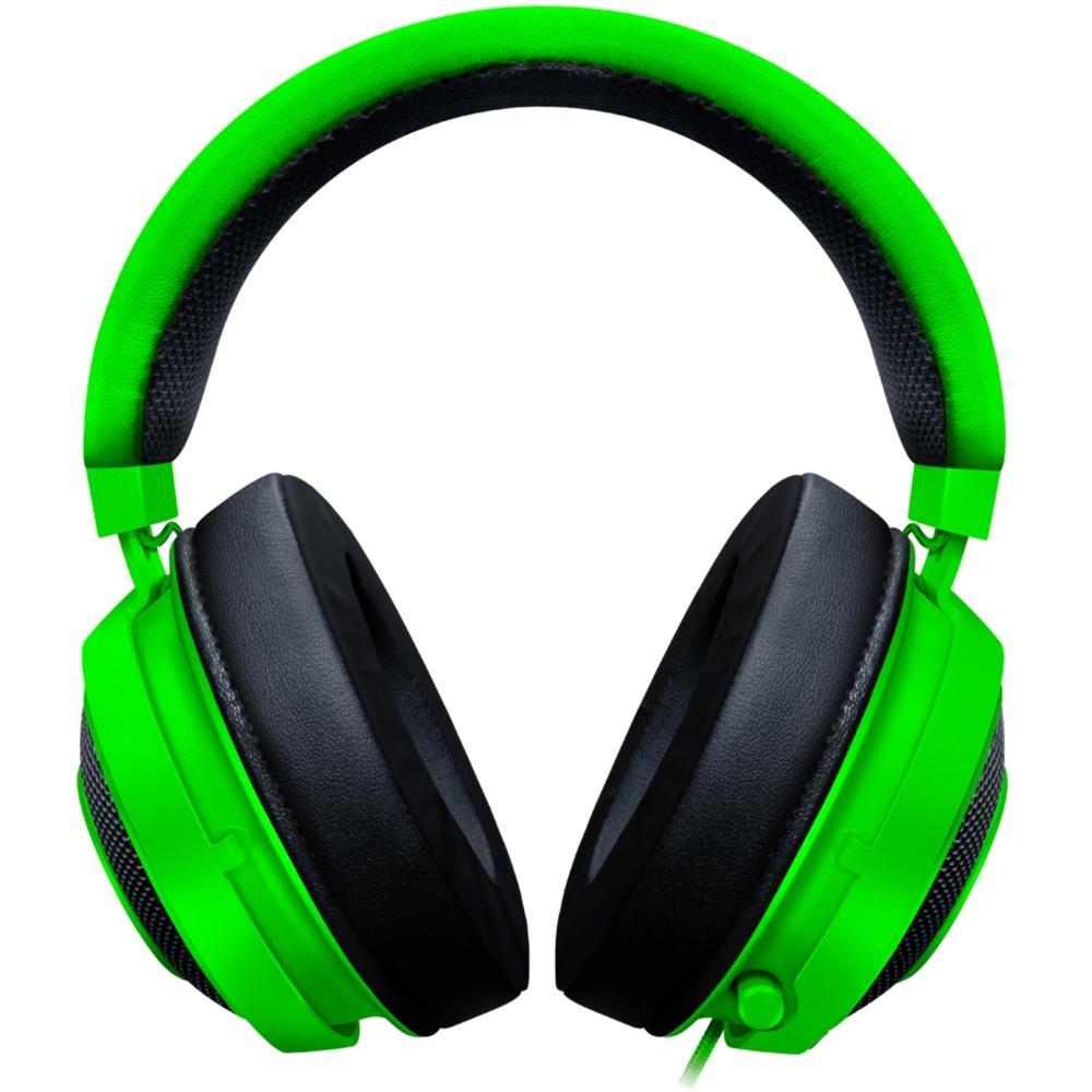 Headset Gamer Razer Kraken Multi Platform, P3/P2, Som Surround 7.1, Drivers 50mm, Green - RZ04-02830200-R3U1