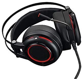 Headset Motospeed H18, LED Vermelho, 7.1, USB, Drivers 50mm, Preto - FMSHS0053PTO