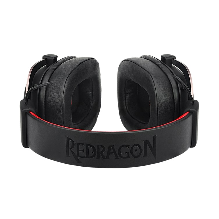 Headset Redragon Zeus 2, USB, Surround 7.1 - H510-1