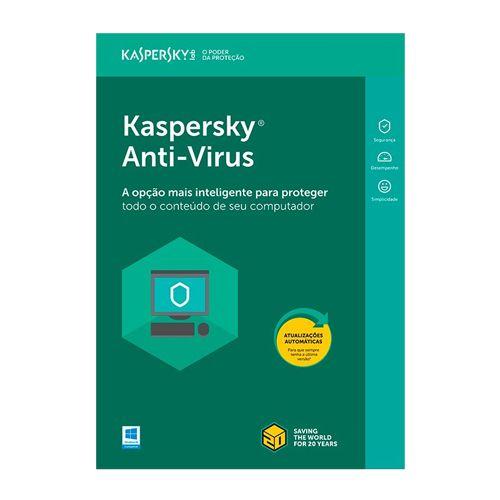 Kaspersky Anti-Virus Br 10 Usuário