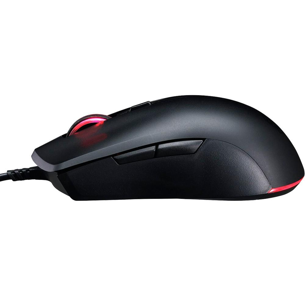 Kit Teclado e Mouse Gaming Coolermaster MasterKeys Lite L Combo RGB - SGB-3040-KKMF1-BR