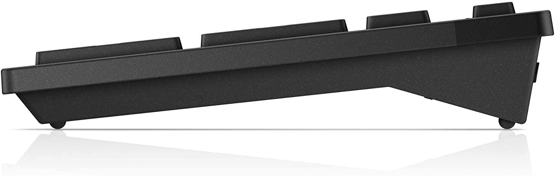 Kit Teclado e Mouse Wireless Dell, Preto, ABNT2 - KM636