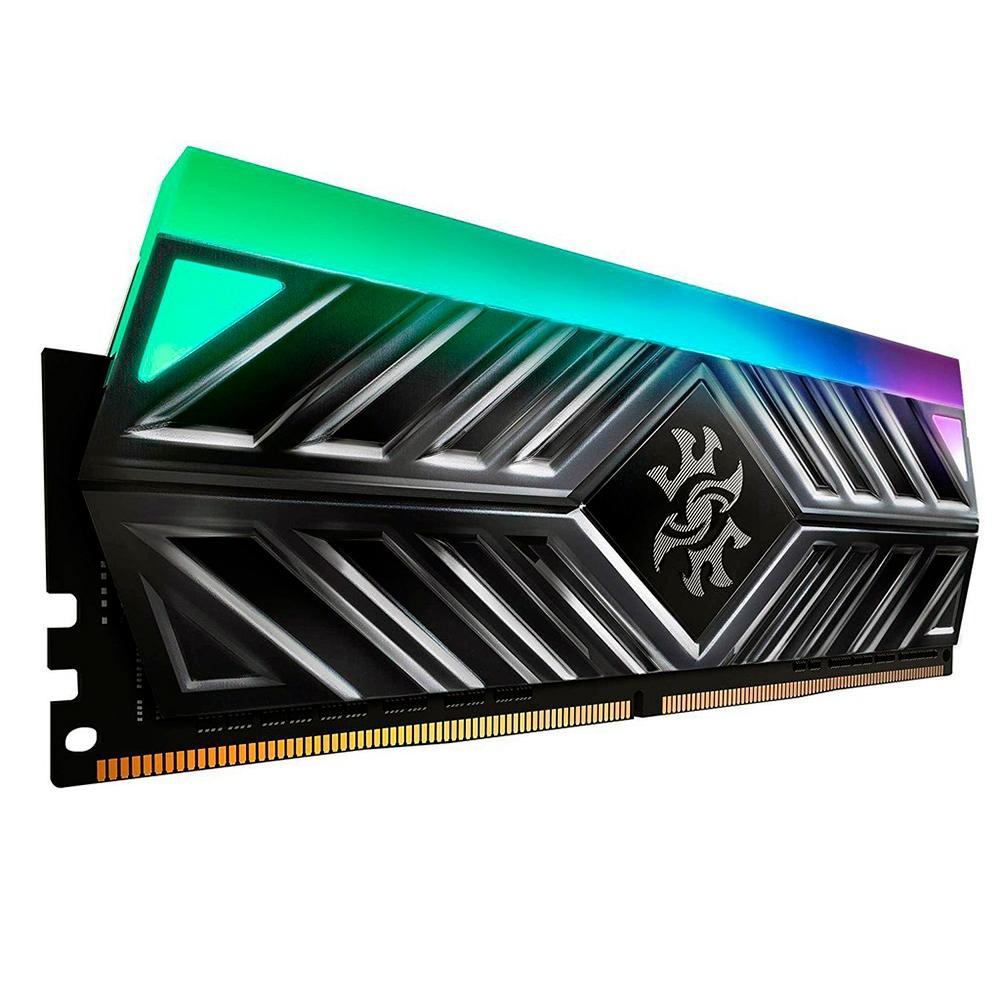 Memória Adata XPG Spectrix D41 TUF, RGB, 8GB, 3000MHz, DDR4, CL16 - AX4U300038G16-SB41
