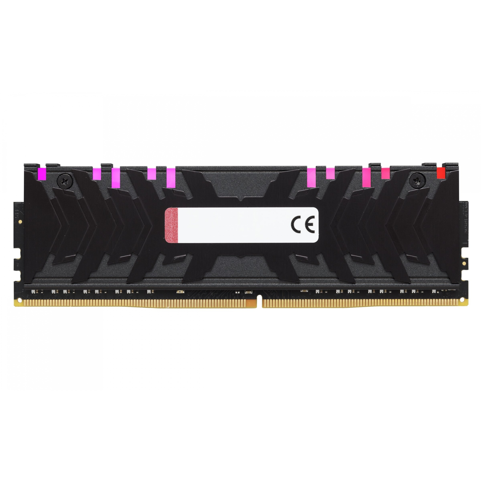 Memória DDR4 Kingston HyperX Predator RGB, 16GB 3200MHz - HX432C16PB3A/16