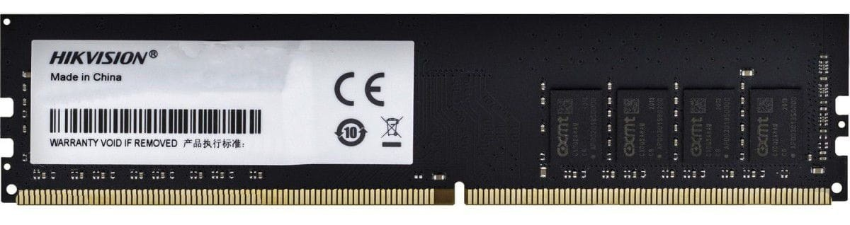 Memória para PC Hikvision, 4GB, DDR3, 1600MHz - HKED3041AAA2A0ZA1