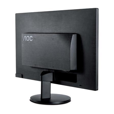 Monitor AOC LED 21.5´ Widescreen, Full HD, VGA - E2270SWN