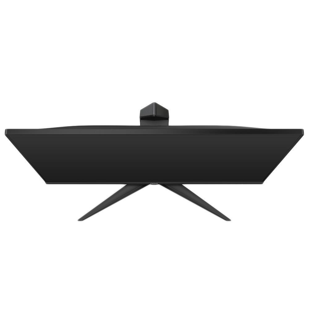 "Monitor Gamer AOC HERO W-LED 24"" Widescreen, FHD, IPS, HDMI, DisplayPort, FreeSync, 144Hz, 1ms, Altura Ajustável - 24G2/BK"