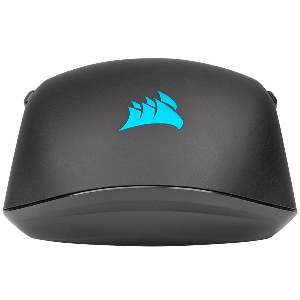 Mouse Gamer Corsair M55 PRO Ambidestro, RGB, 8 Botões, 12400DPI, Preto - CH-9308011-NA