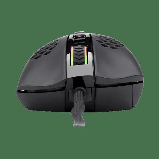 Mouse Gamer Redragon Storm Elite, 16000 DPI, 8 Botões Programáveis, Black - M988-RGB