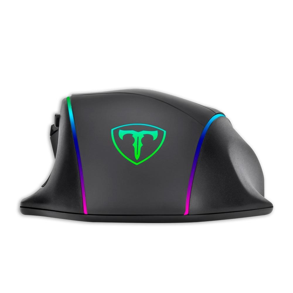 Mouse Gamer T-Dagger Roadmaster T-TGM307, RGB, 8 Botões, 8000DPI - T-TGM307
