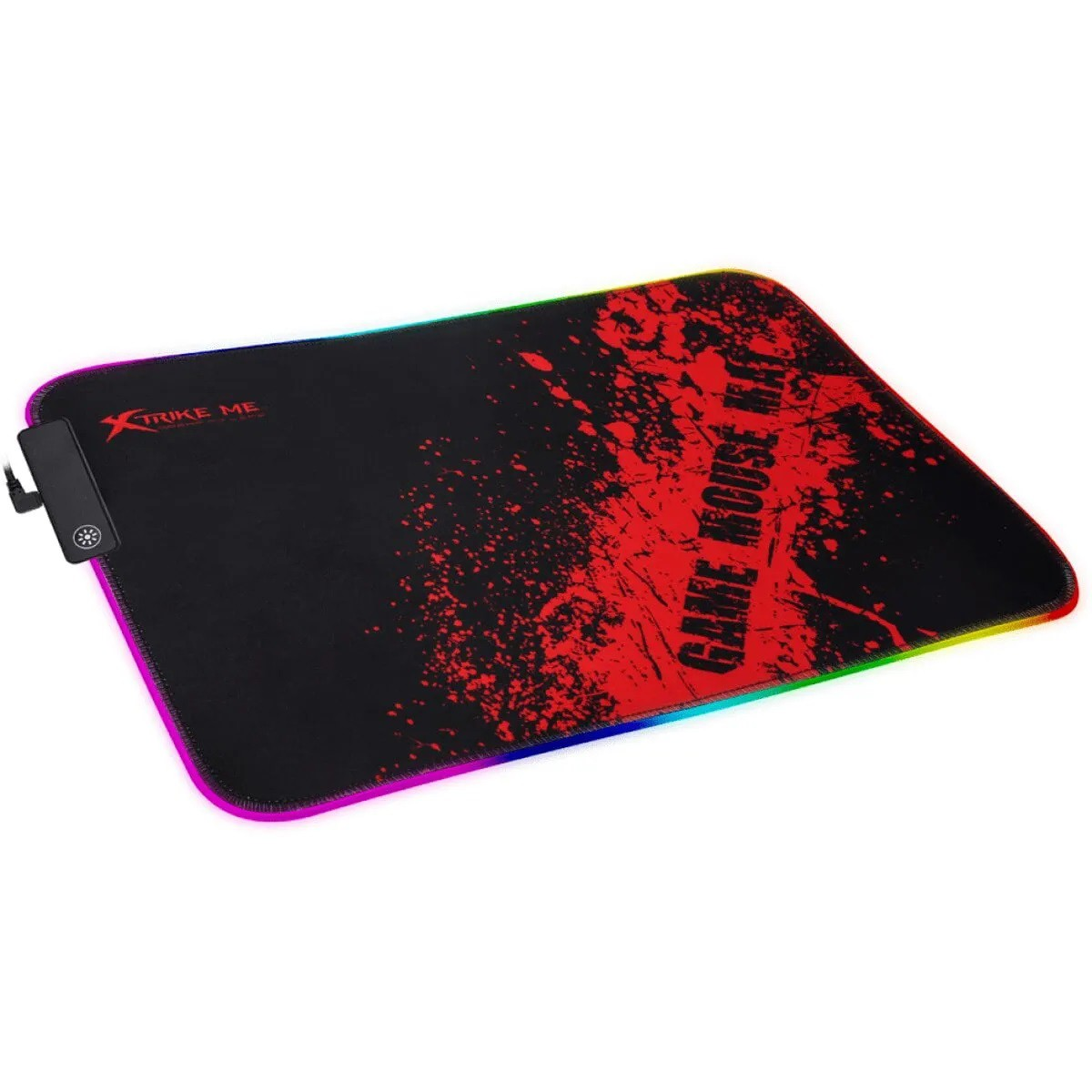MousePad Gamer XTRIKE-ME, RGB - MP-602