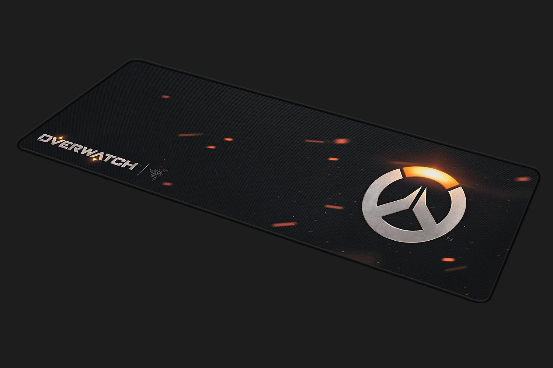 Mousepad Gamer Razer Goliathus Overwatch, Speed, Extra Grande (920x294mm)