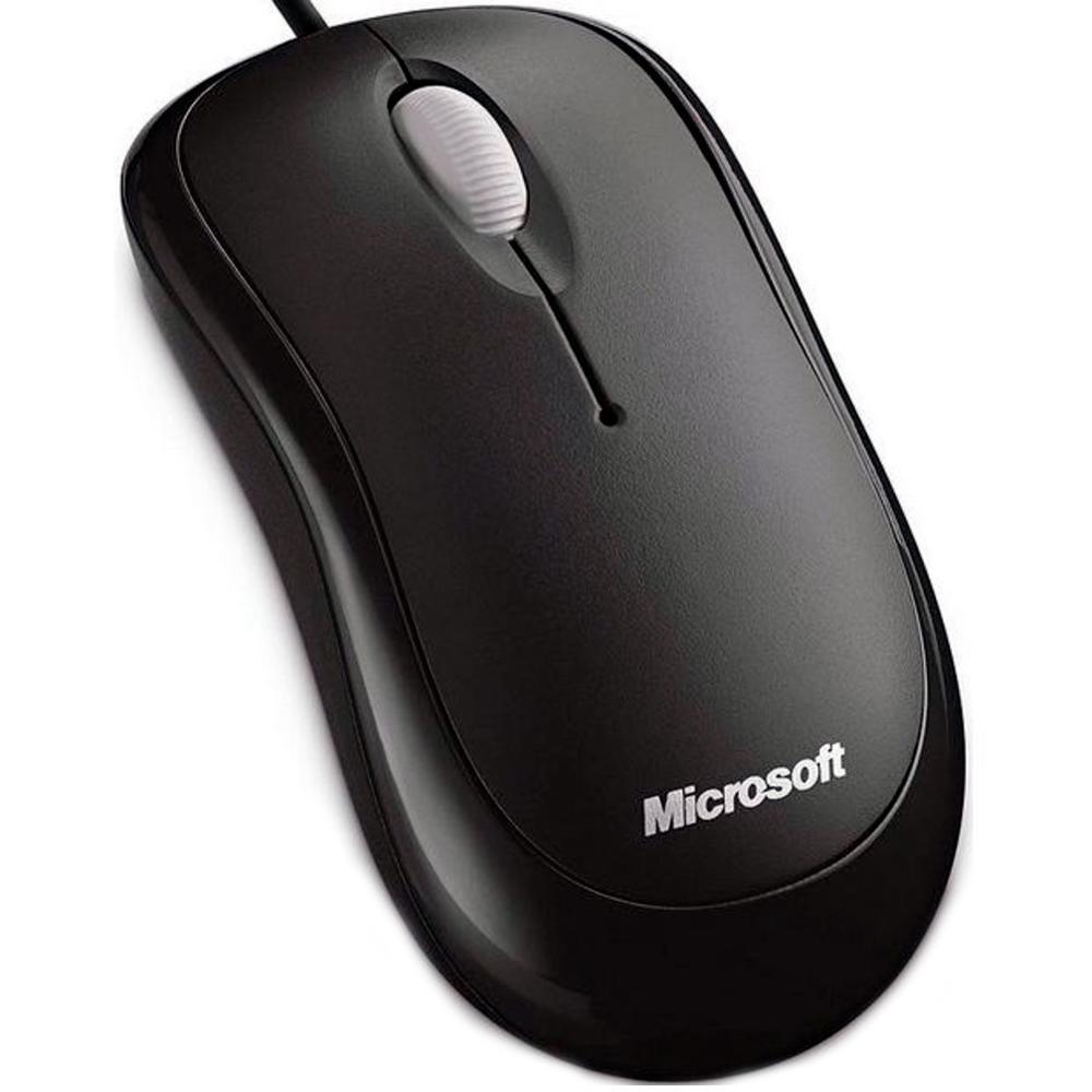 Mouse Microsoft com 3 Botões Scroll - P5800061