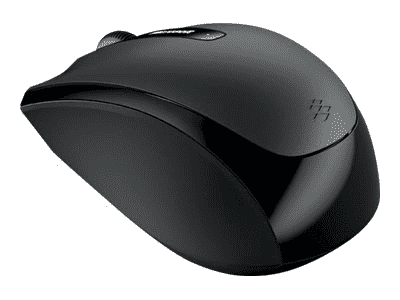 Mouse Wireless Microsoft 3500 Lochness - GMF00380