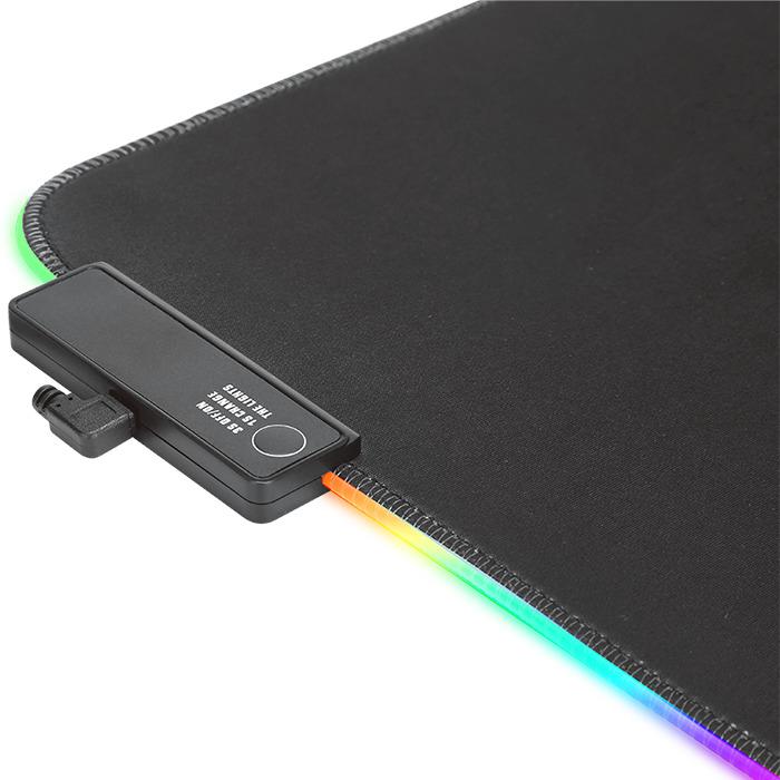MousePad Marvo Scorpion Gamer, Extra Grande, RGB - G45