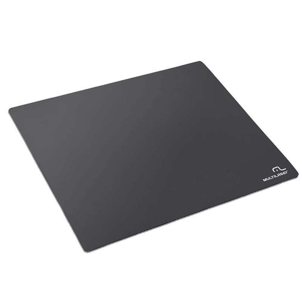 Mousepad Multilaser Standard Preto - AC027