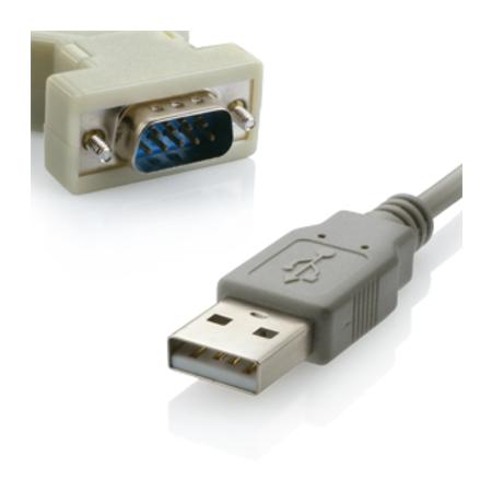 Multilaser Cabo Conversor USB / Serial 1.8m WI047