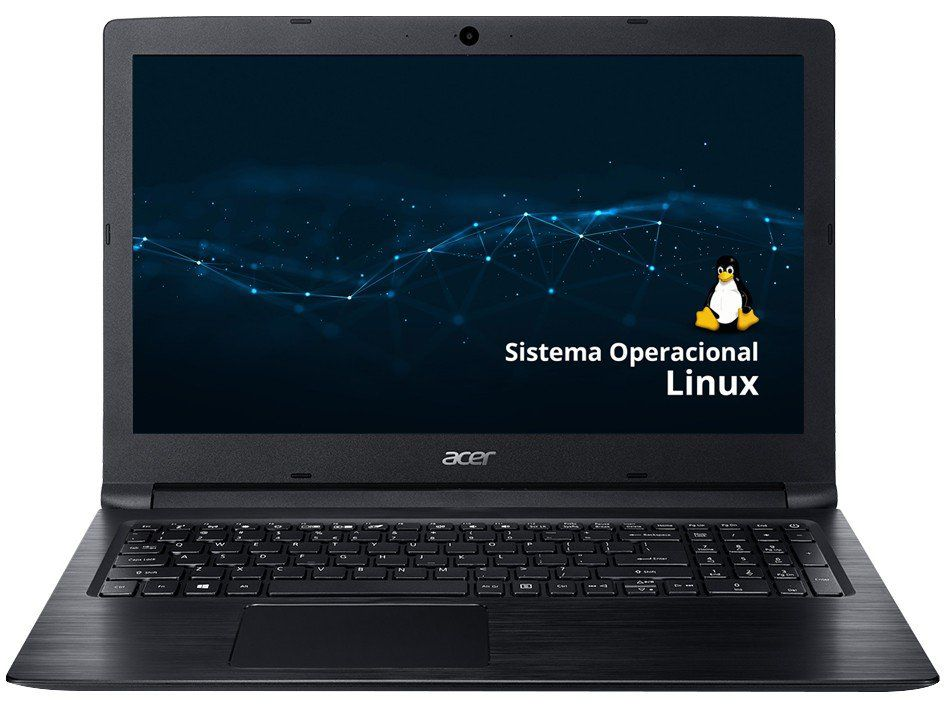 "Notebook Acer Aspire 3, Intel Core i3, 4GB, 1TB, 15,6"", Linux - A315-53-3470"