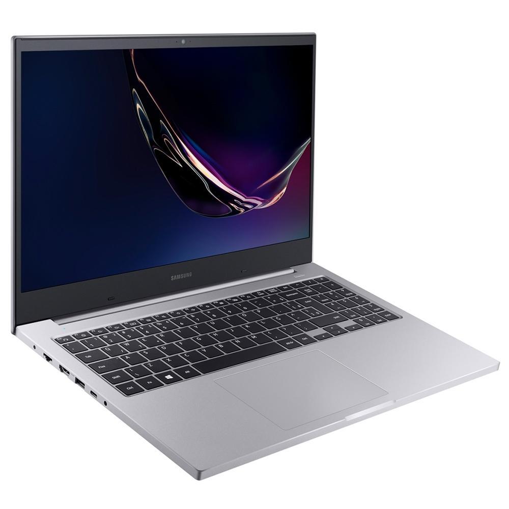 "Notebook Samsung Book E30 Intel Core i3-10110U, 4GB, 1TB, Windows 10 Home, 15.6"", Prata - NP550XCJ-KT1BR"