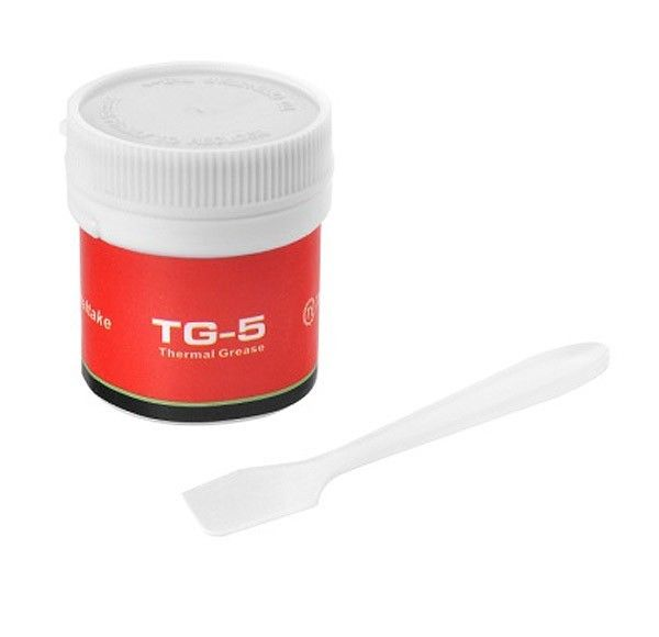 Pasta Térmica Thermaltake TG-5 Thermal Grease 40g, CL-O002-GROSGM-A