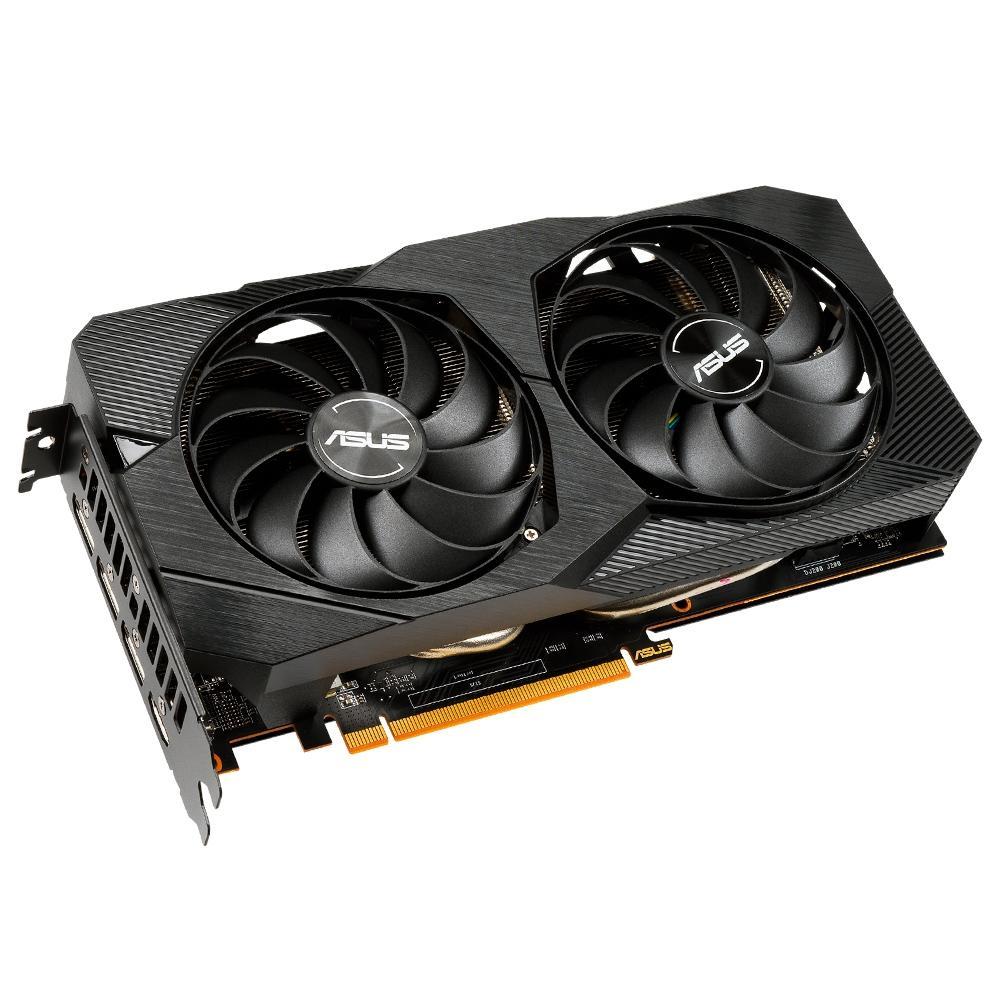 Placa de Vídeo Asus Dual AMD Radeon RX 5500 XT EVO, 4GB, GDDR6 - DUAL-RX5500XT-O4G-EVO