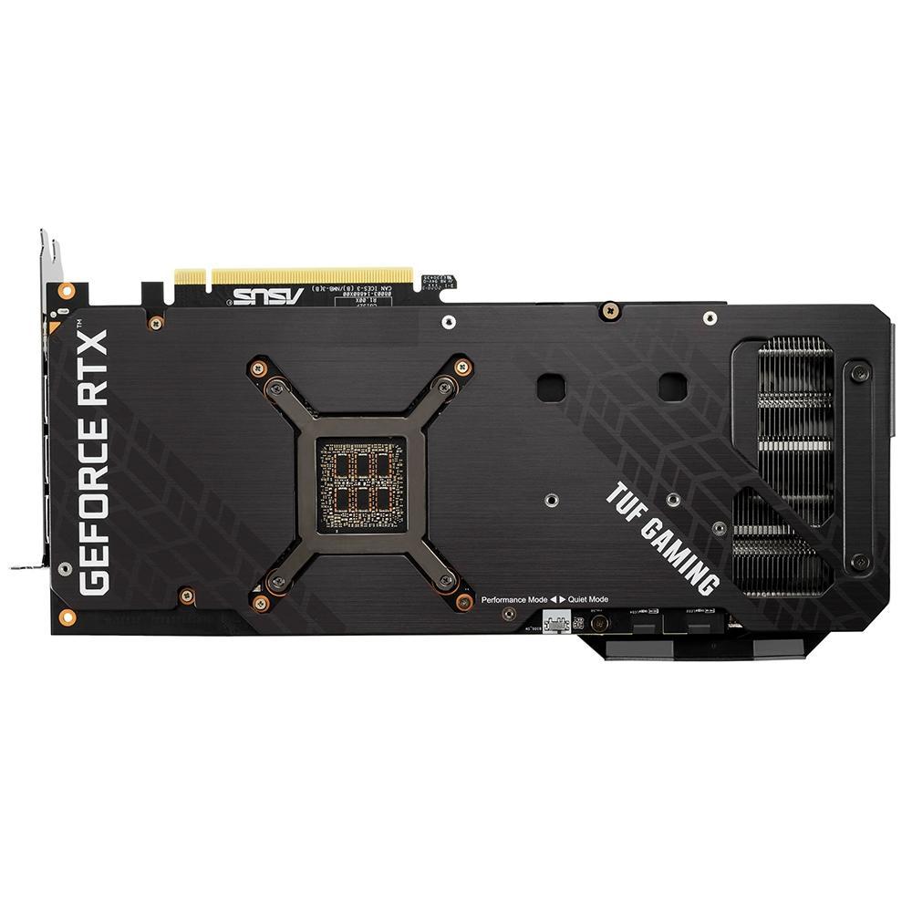 Placa de Vídeo Asus NVIDIA TUF RTX 3080, 10GB, GDDR6X - TUF-RTX3080-10G-GAMING (90YV0FB0-M0NA00)
