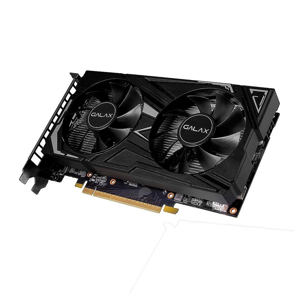 Placa de Vídeo Galax NVIDIA GeForce GTX 1650 Super EX 1 Click OC, 4GB, DDR6 - 65SQL8DS61EX