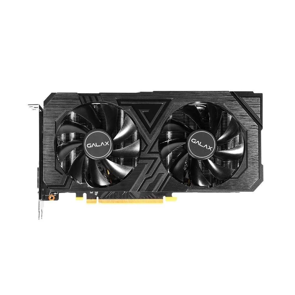 Placa de Vídeo GeForce RTX 2060, 6GB, GDDR6, 192 Bits, 1 Click OC, Dual Fan - 26NRL7HPX7OC