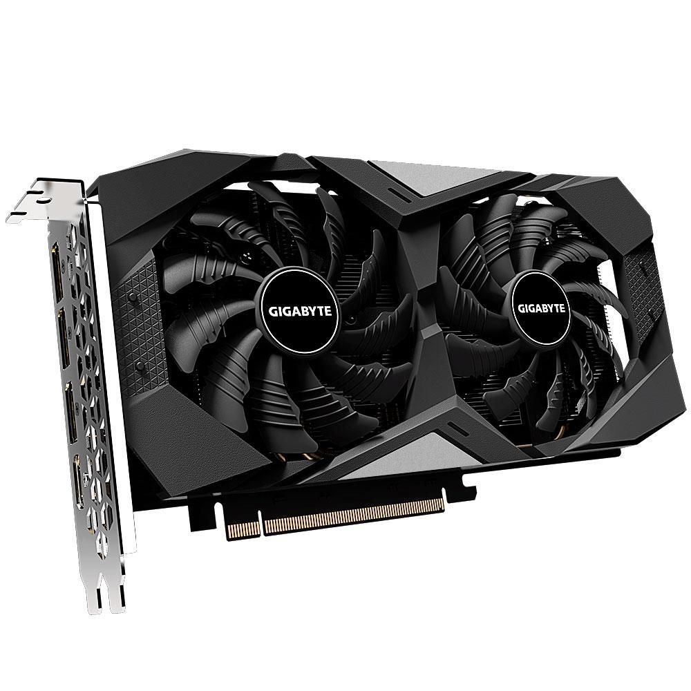 Placa de Vídeo Gigabyte Radeon RX 5500 XT D6, AMD/ATI, 4G, GDDR6 - GV-R55XTD6-4GD