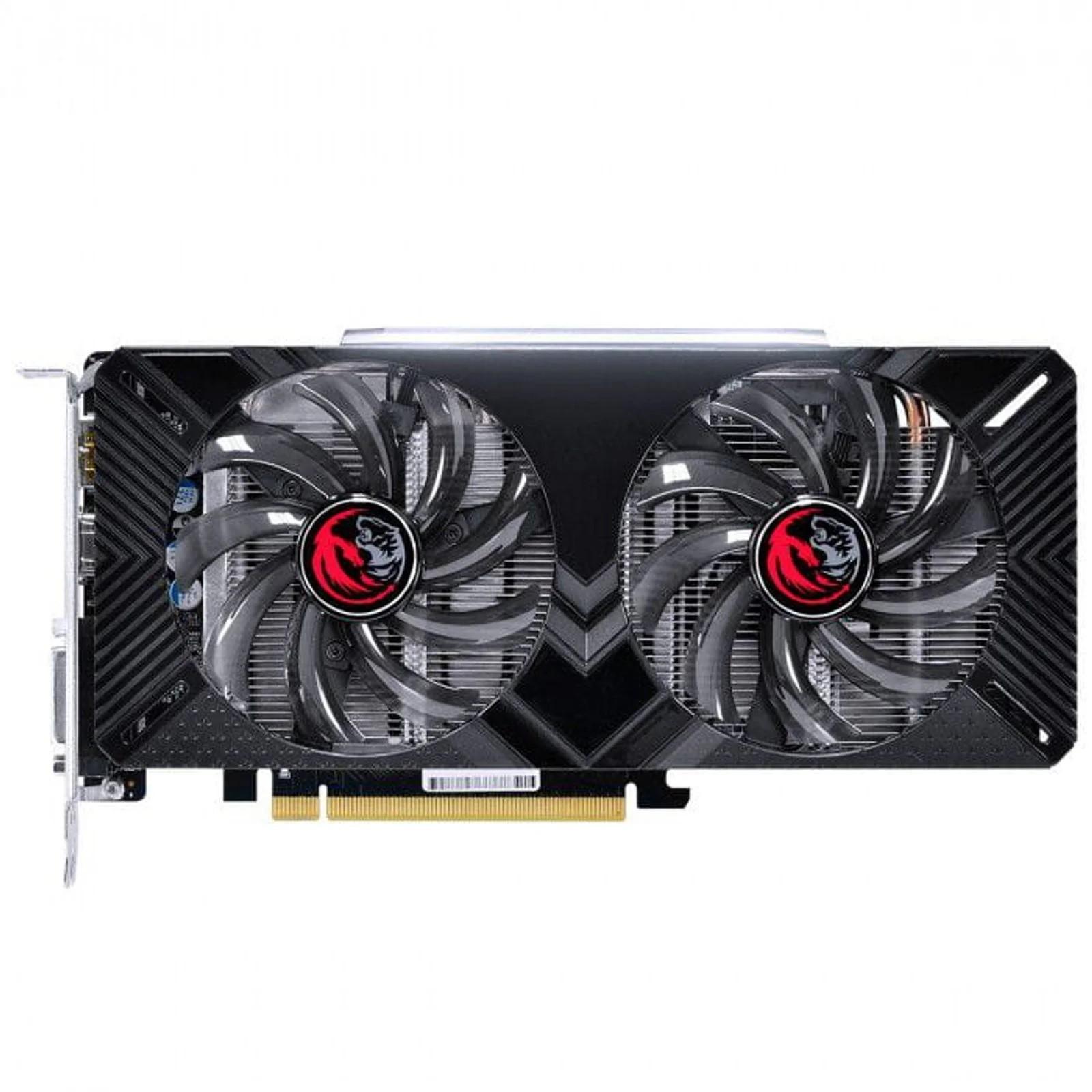 Placa de Video Pcyes Nvidia Geforce GTX1660 OC GDDR5 6GB 192 Bits - PPOC166019206G5