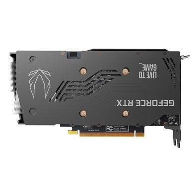 Placa de Vídeo ZOTAC GAMING GeForce RTX 3060 Twin Edge OC, 15 Gbps, 12GB, GDDR6, Ray Tracing - ZT-A30600H-10M