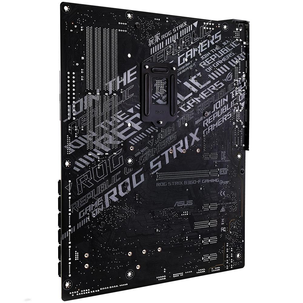 Placa Mãe Asus ROG Strix B360-F Gaming, Intel LGA 1151, ATX, DDR4