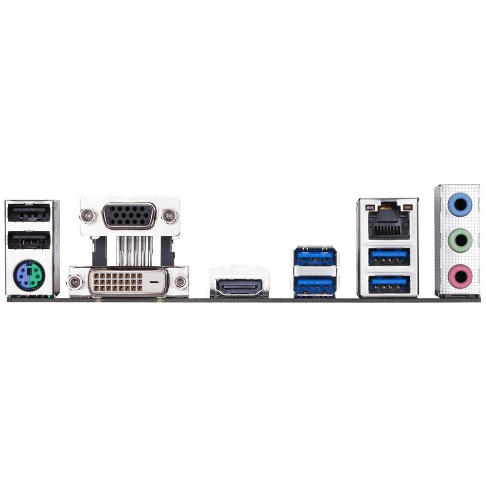 Placa Mãe Gigabyte B365M DS3H, Intel LGA 1151, mATX, DDR4