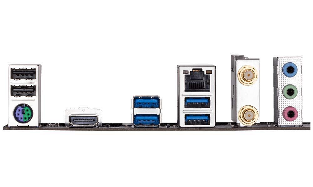 Placa Mãe Gigabyte B365M DS3H WIFI, Intel LGA 1151, mATX, DDR4