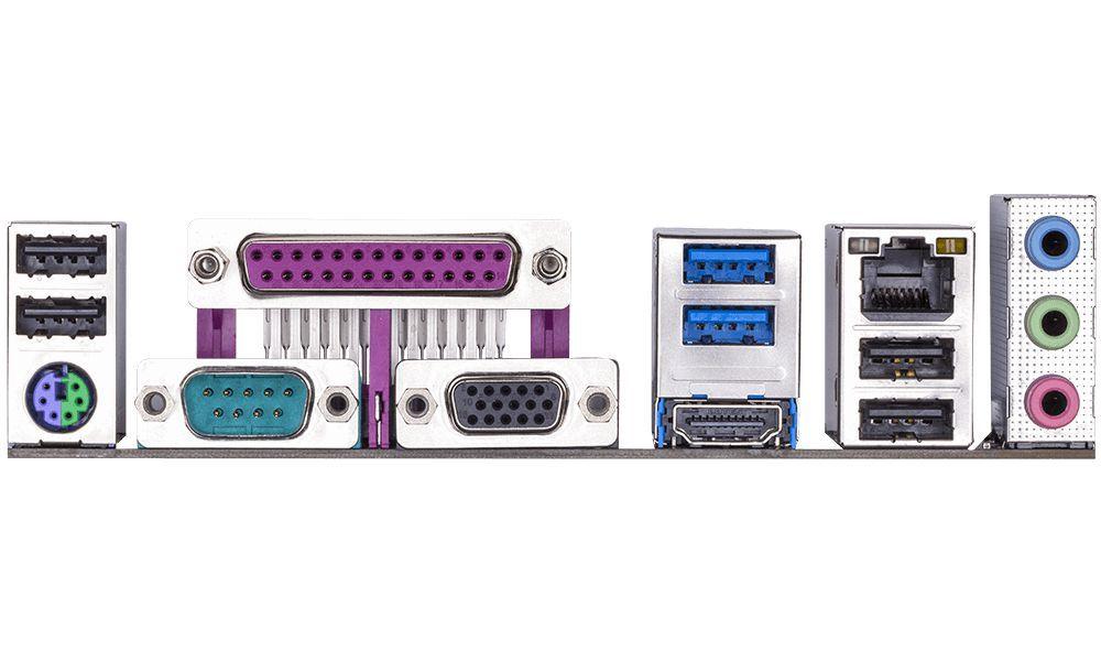 Placa Mãe Gigabyte, GA-E6010N, AMD, DDR3