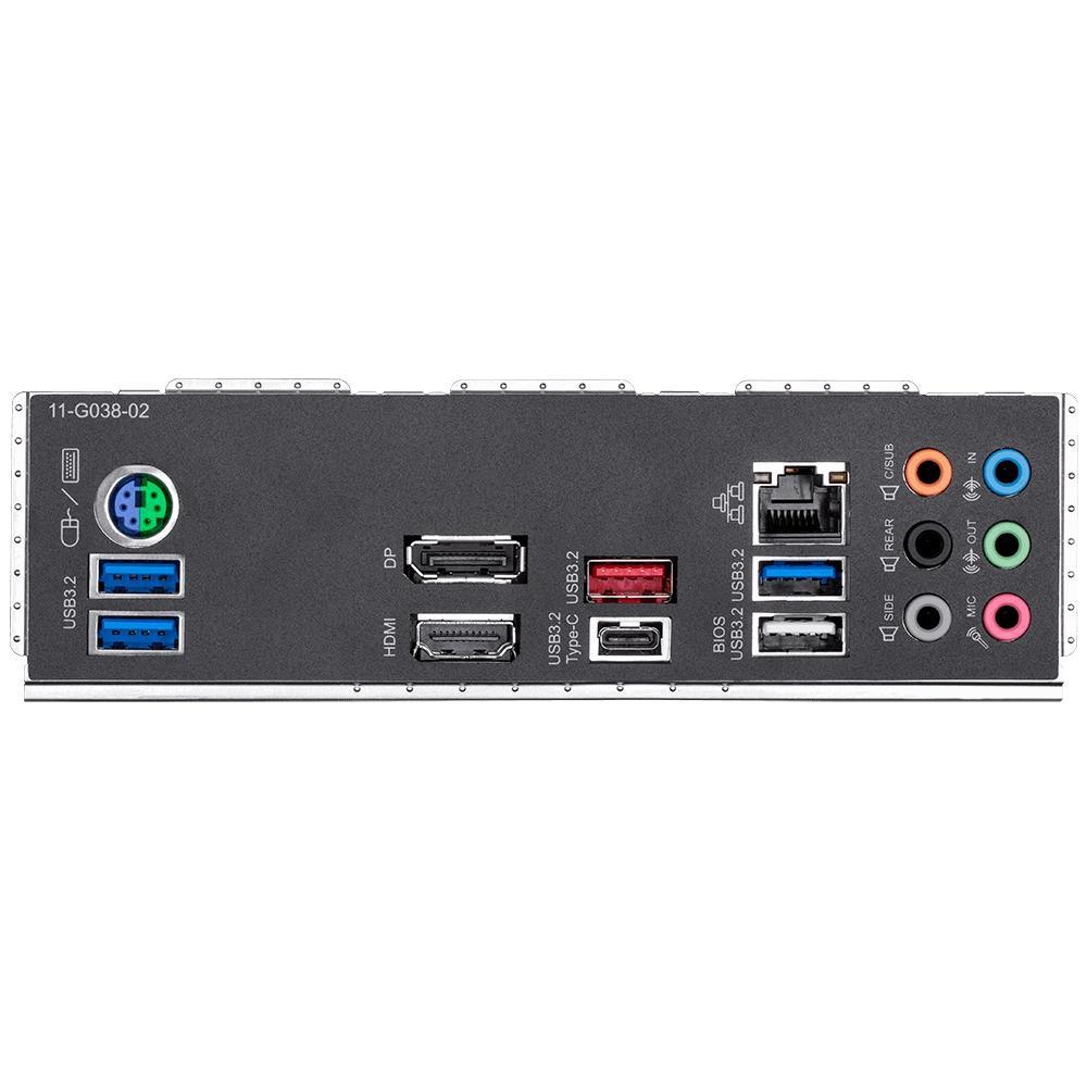 Placa Mãe Gigabyte Z490M Gaming X, Intel LGA 1200, mATX, DDR4