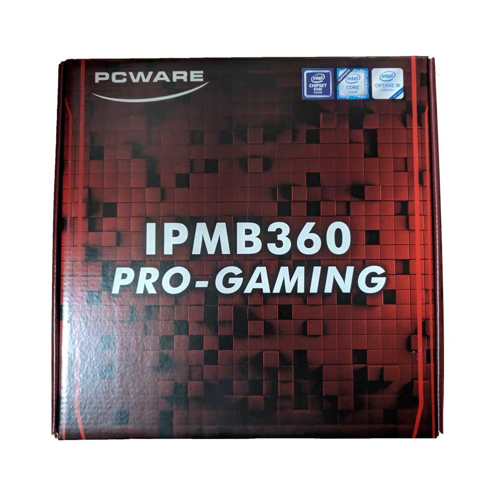 Placa Mãe Pcware IPMB360 Pro Gaming, LGA1151, mATX, DDR4