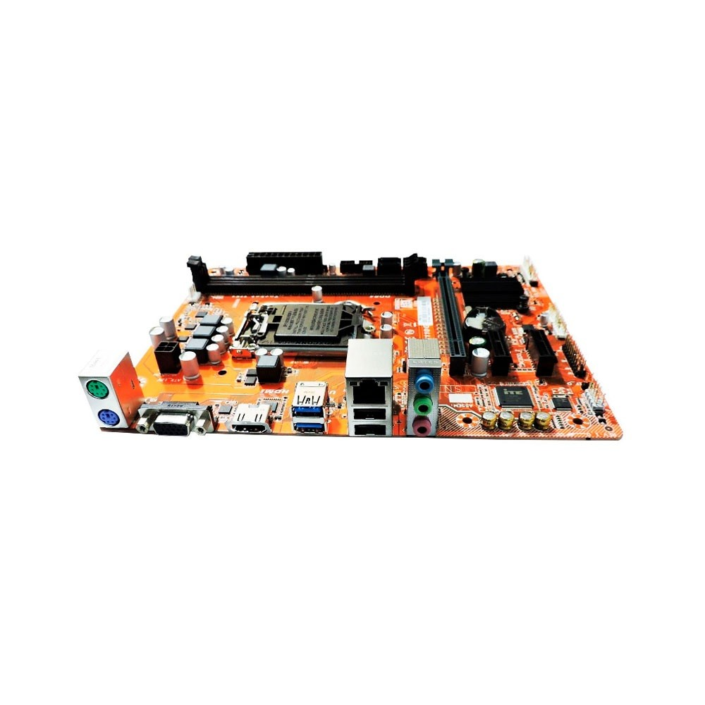 Placa Mãe PCWare IPMH110G DDR3, 1151, VGA, HDMI, USB 3.0, PCI Express