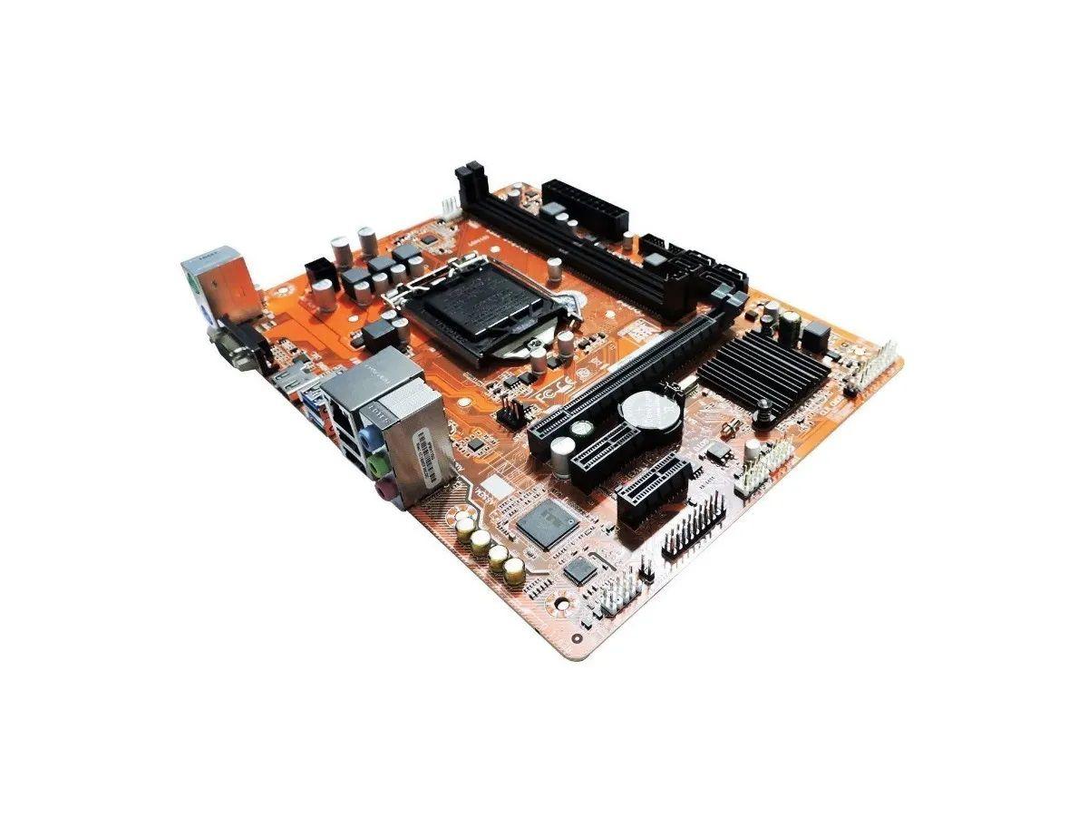 Placa mãe Pcware IPMH110G, Socket 1151, DDR4