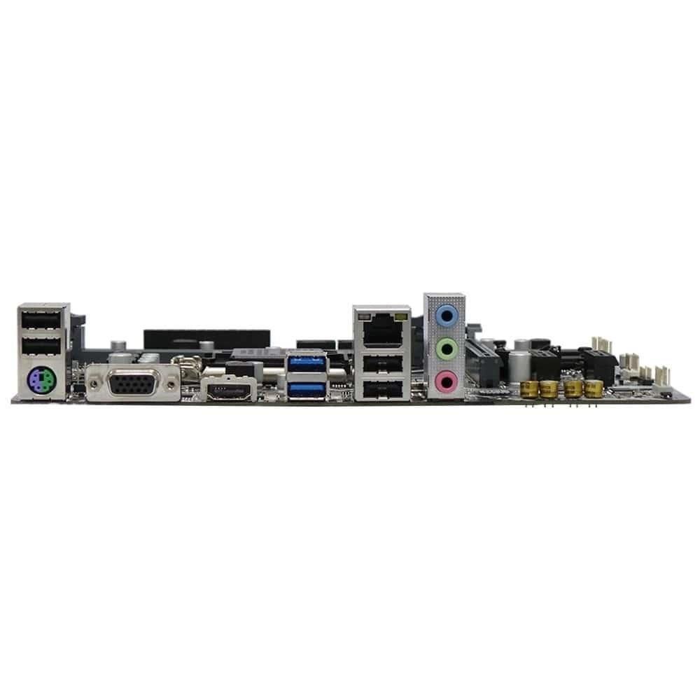 Placa Mãe PCWare IPMH310G, LGA 1151, mATX, DDR4, 8ª e 9ª geração - OEM