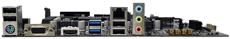 Placa Mãe PCWare IPMH510G, Chipset H510, Intel LGA 1200, mATX, DDR4 (OEM)