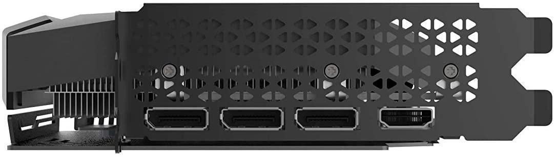 Placa Vídeo Nvidia Zotac 8gb Rtx3070 Twin Edge Oc Edition - ZT-A30700H-10P