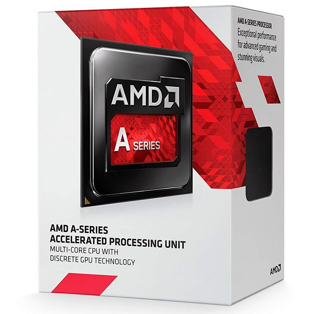 Processador AMD A6-7480 Dual Core, Cache 1MB, 3.8Ghz, FM2+ - AD7480ACABBOX