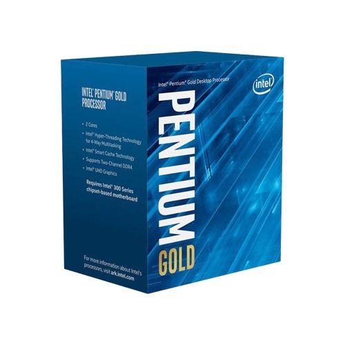 Processador Intel Core Pentium G5400 Gold , Cache 4MB, 3.70GHz, LGA 1151 - BX80684G5400