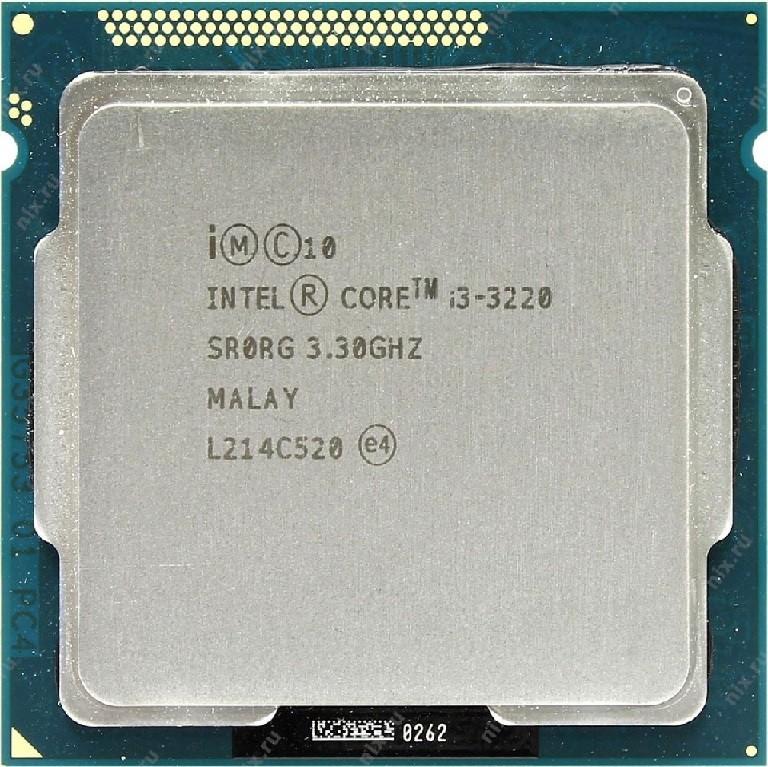 Processador Intel Core i3-3220 1155 3.30Ghz OEM