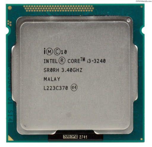 Processador Intel Core i3-3240, Cache 3MB, 3.40GHz, LGA 1155 - OEM