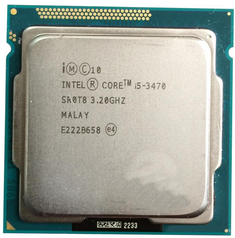 Processador Intel Core, I5-3470, 3.20GHz, 6MB, LGA1155, OEM, SEM CAIXA