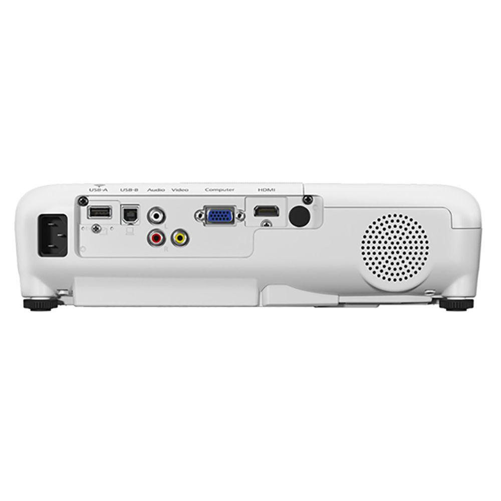 Projetor EPSON Powerlite S41+ H842A