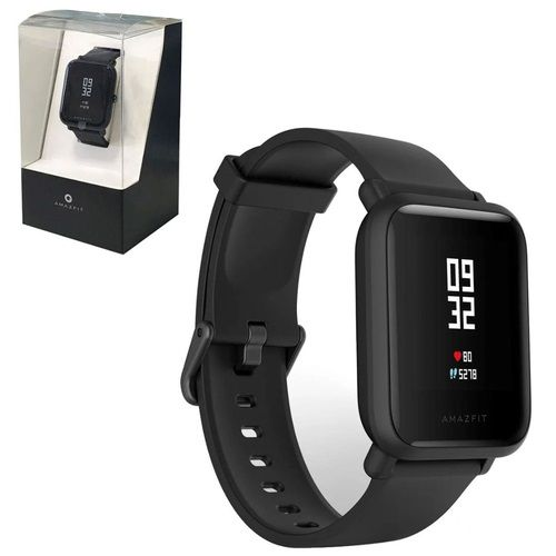 Relogio Smartwatch Xiaomi Amazfit Bip Lite A1915 - Preto