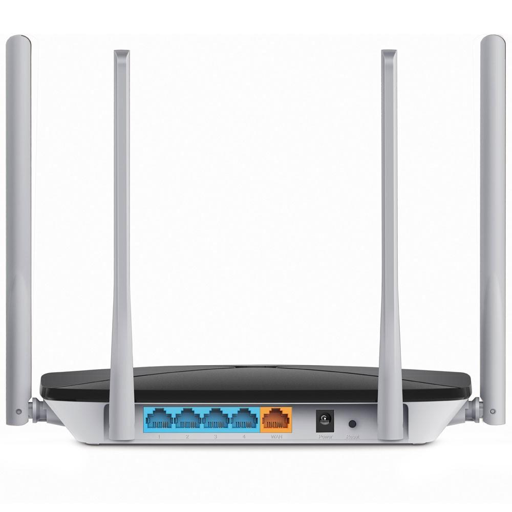 Roteador Mercusys Wireless Dual Band AC1200 - AC12